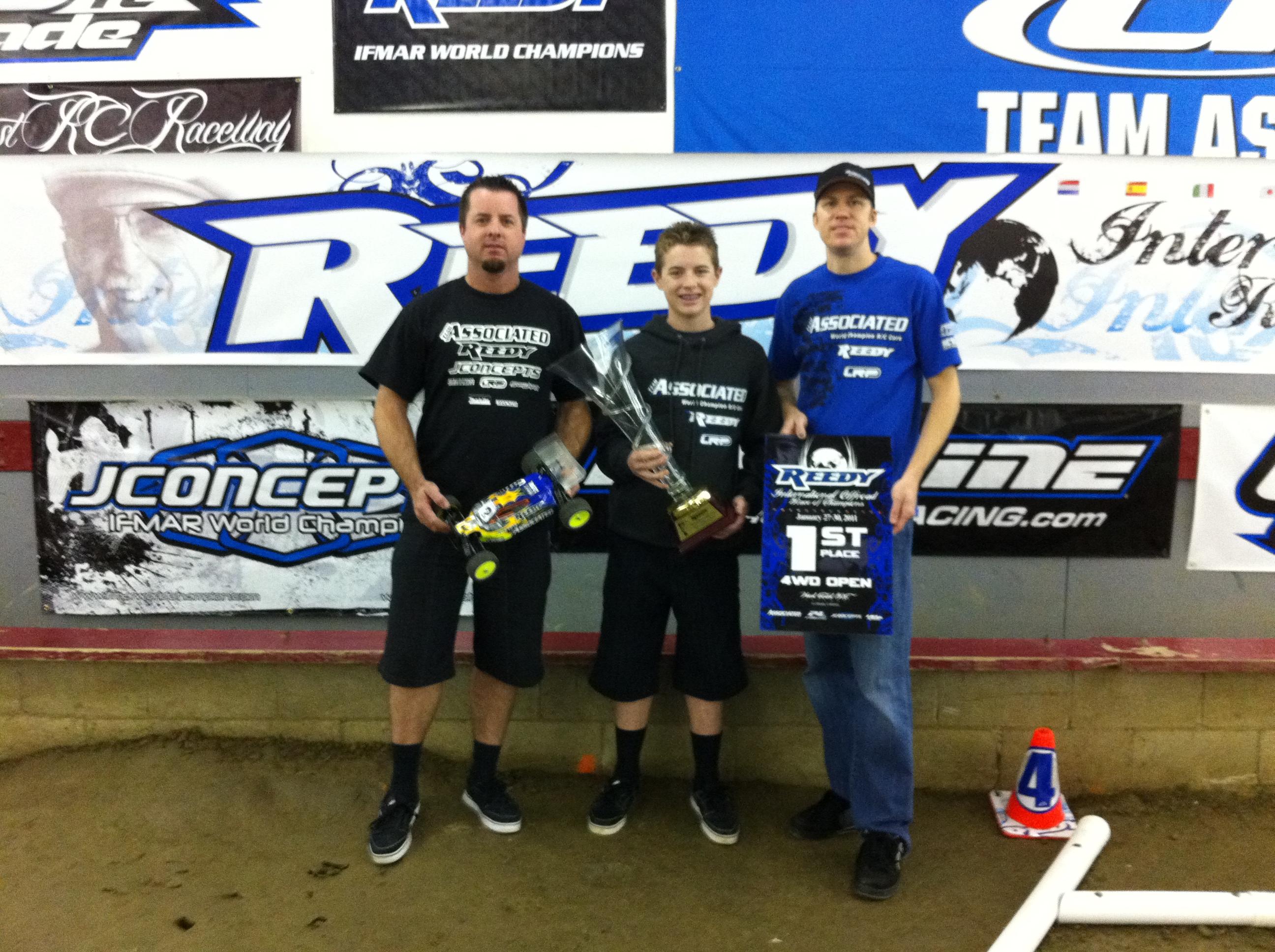 Tanner Denney wins