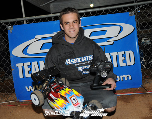 Steven Hartson - Ebuggy TQ and winner
