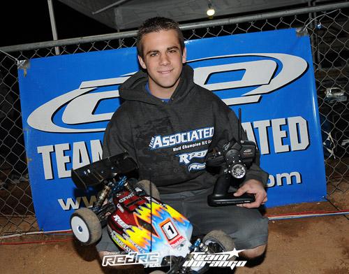 Steven Hartson - Ebuggy TQ and winner