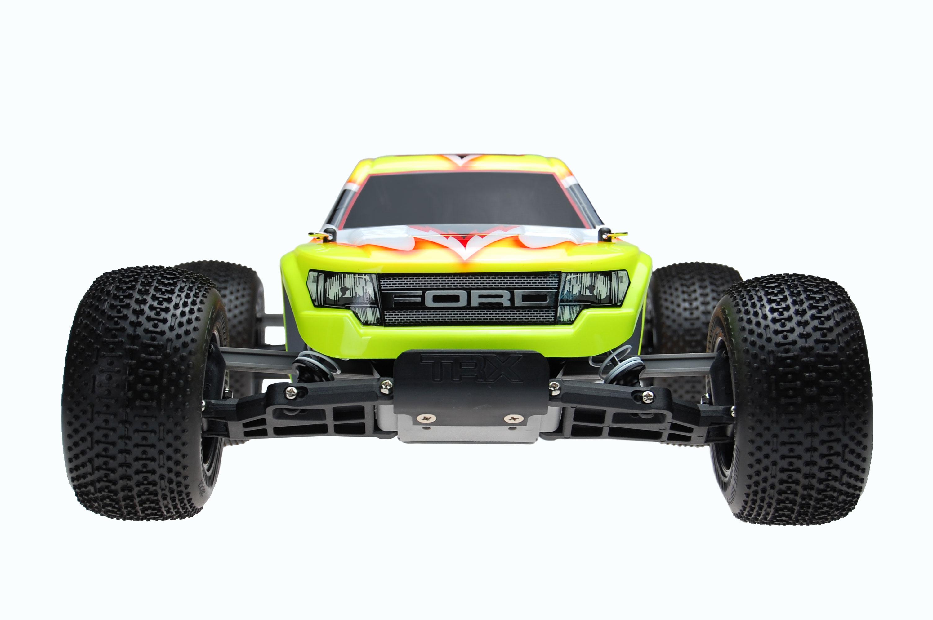 Illuzion – Rustler XL 5 Ford Raptor SVT body