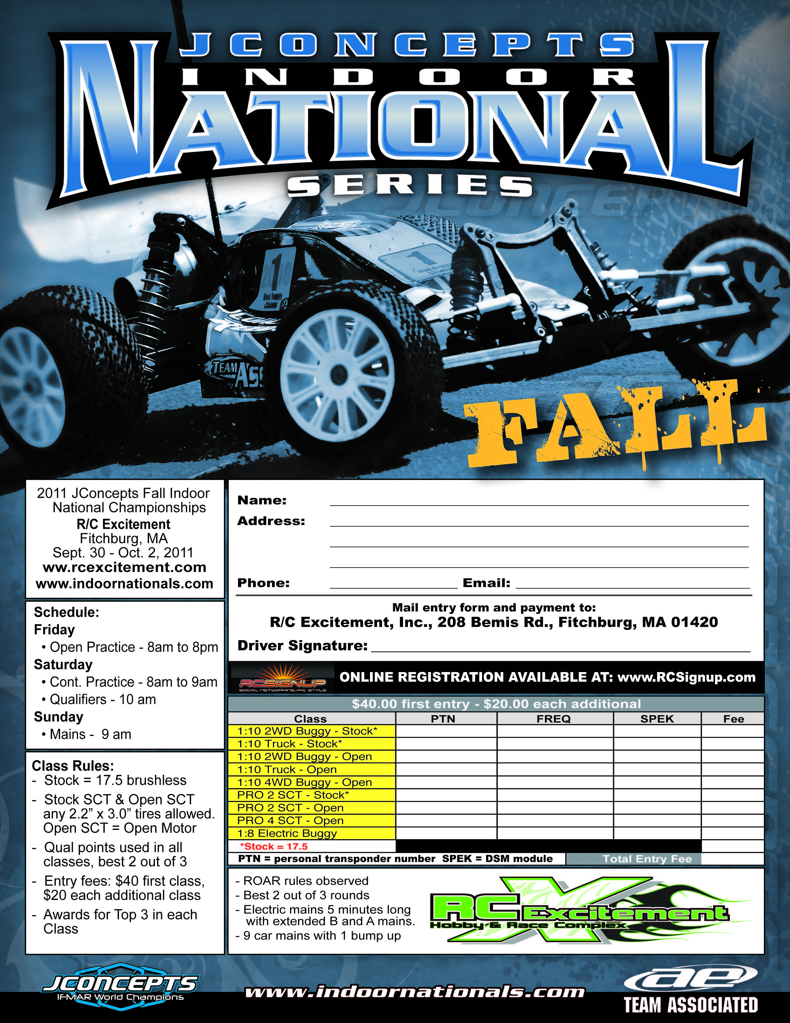 11JC235_Fall INS Entry Form