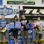 2wd modified Short course