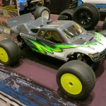 TLR22T Finnisher