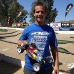 Steven Hartson 2wd Buggy Champ
