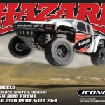 Hazard wheel - Slash - Slash 4x4 - Jumping Slash