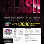 2013 CLASH Flyer