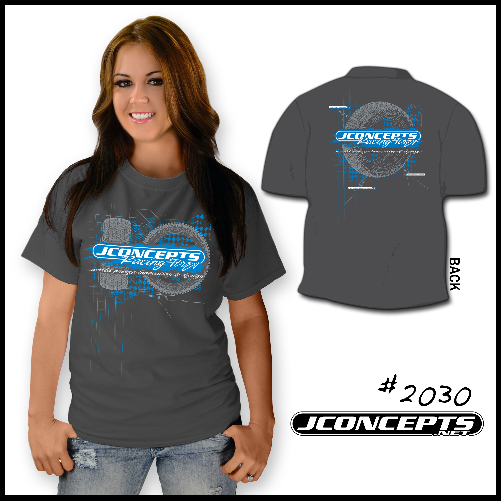 Racing T Shirt Design Ideas Stylized Racing T Shirt Design Celebrates Jconcepts Racing Tires