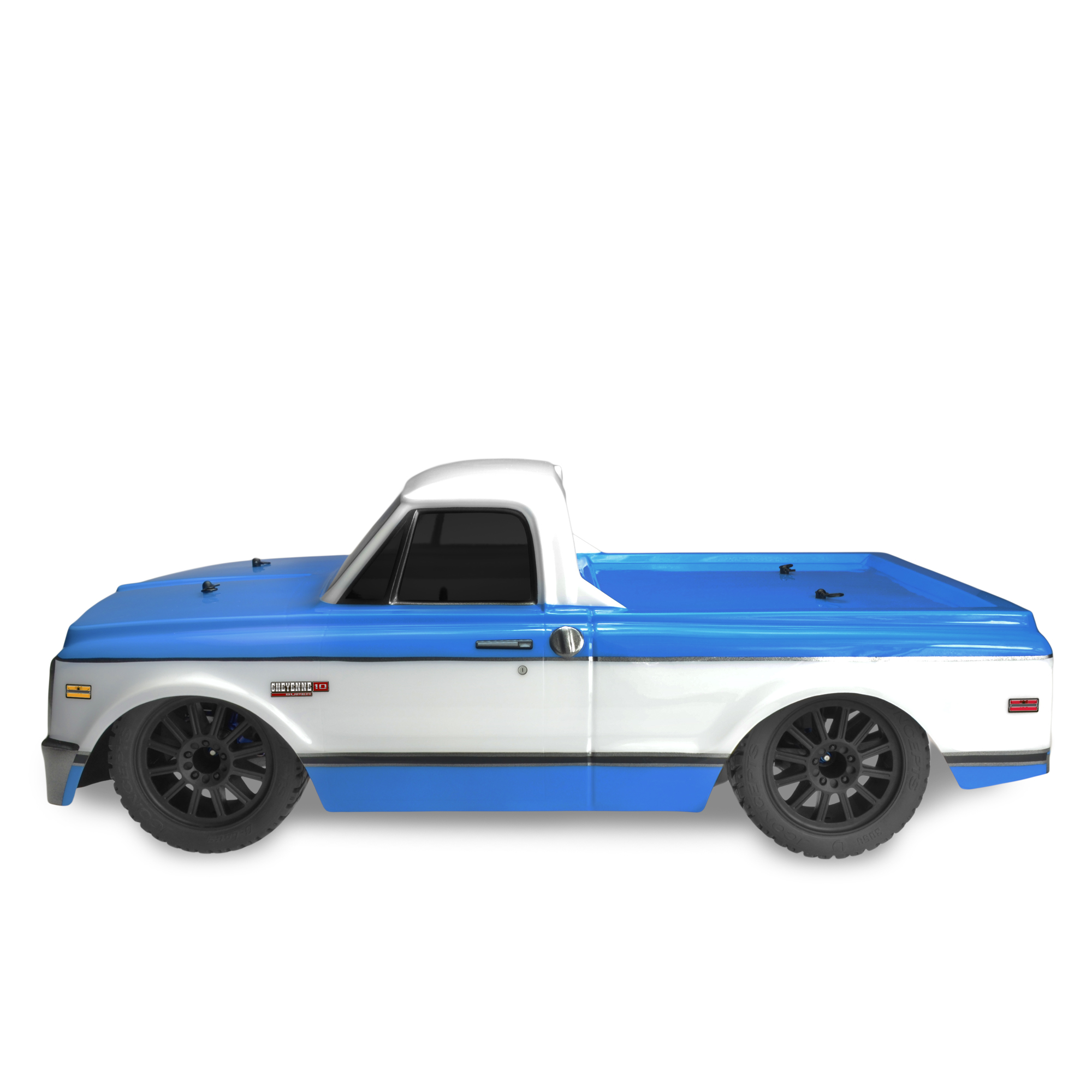JConcepts New Release – 1972 Chevy C10 Scalpel Body – JConcepts
