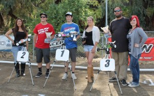 2014 triple c 2w podium