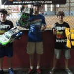 SCT Stock podium