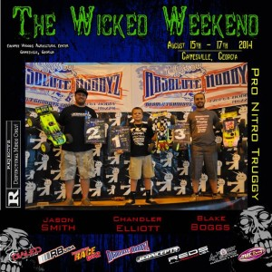 Wicked Weekend Pro Truggy