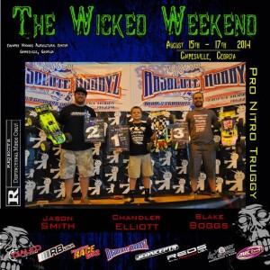 Wicked Weekend Pro Truggy