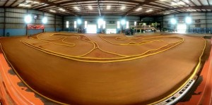 Space Coast Nationals track