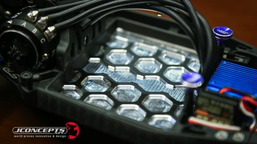 B5M honeycomb chassis