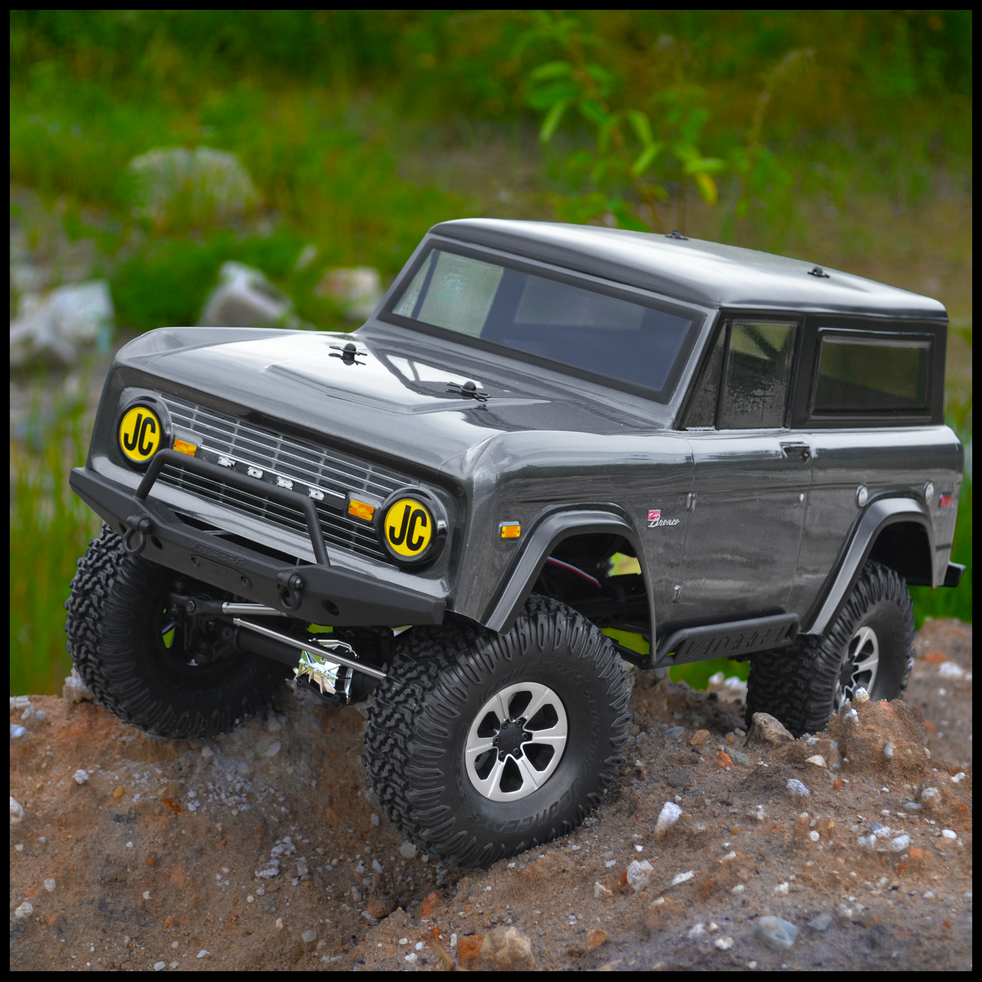 JConcepts New Release – 1974 Ford Bronco – Trail / Scaler ...