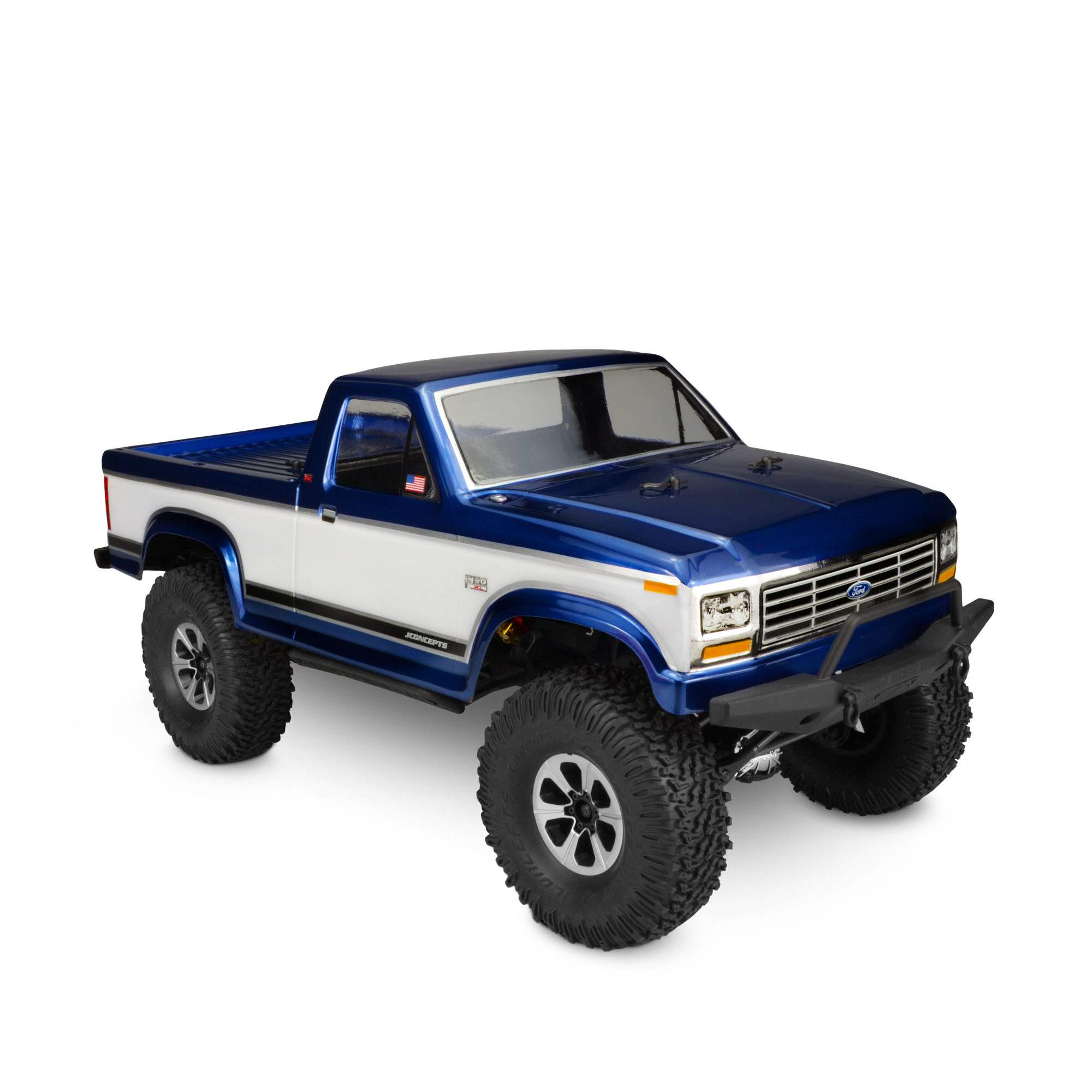 scale rc trail trucks with Jconcepts New Release 1984 Ford F 150 Body on Event Coverage Mmrctpa Truck Tractor Pull In Sturgeon Mo in addition Monster Truck Madness 22 Stage 2 5 furthermore Watch additionally 351834632878 further Tow Bar Mount For Axial SCX10 p 3953.