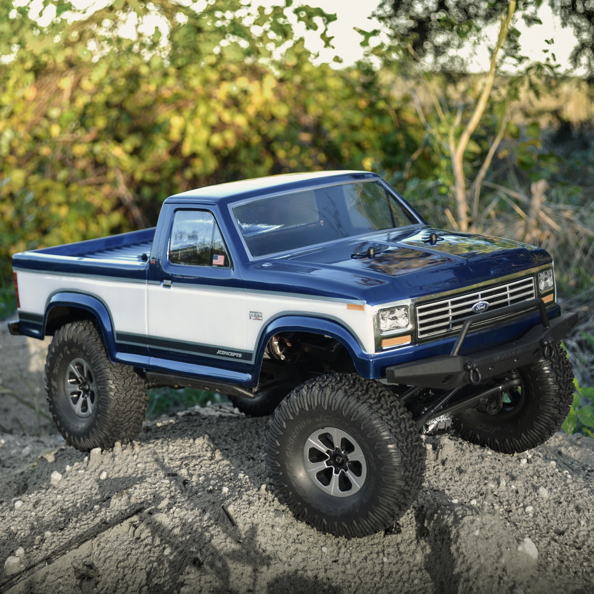 Jconcepts new release 1984 ford f 150 body