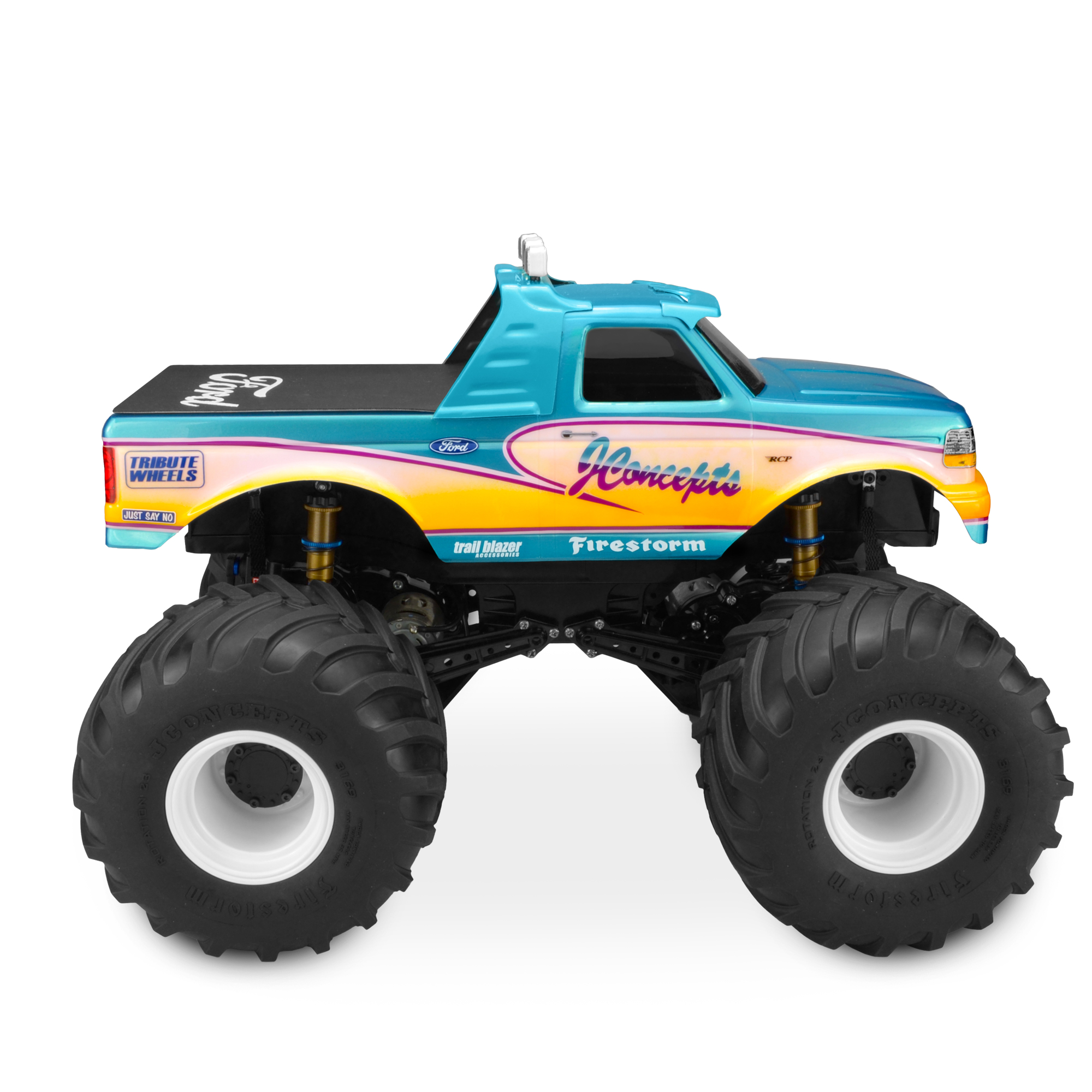 jconcepts new release u2013 1993 ford f 250 monster truck body
