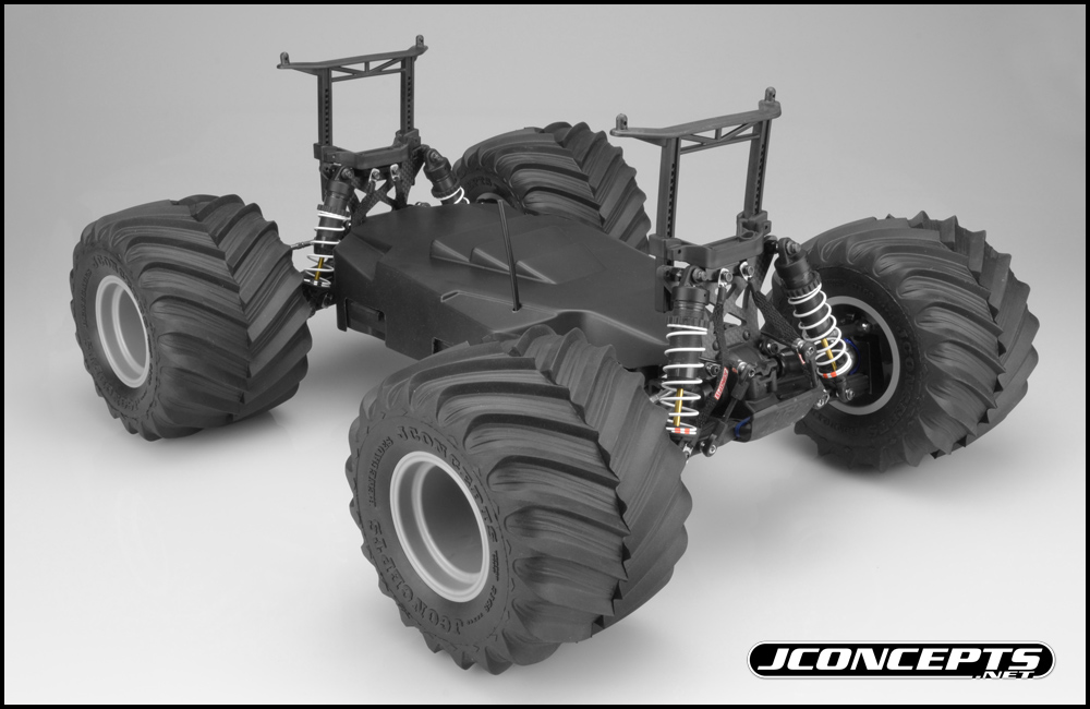 Inside Look To The Traxxas Slash Stampede 4x4 Suspension Conversion
