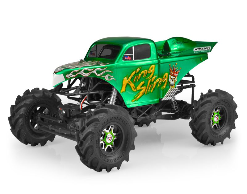 Jconcepts New Release King Sling Mega Truck Body Jconcepts Blog