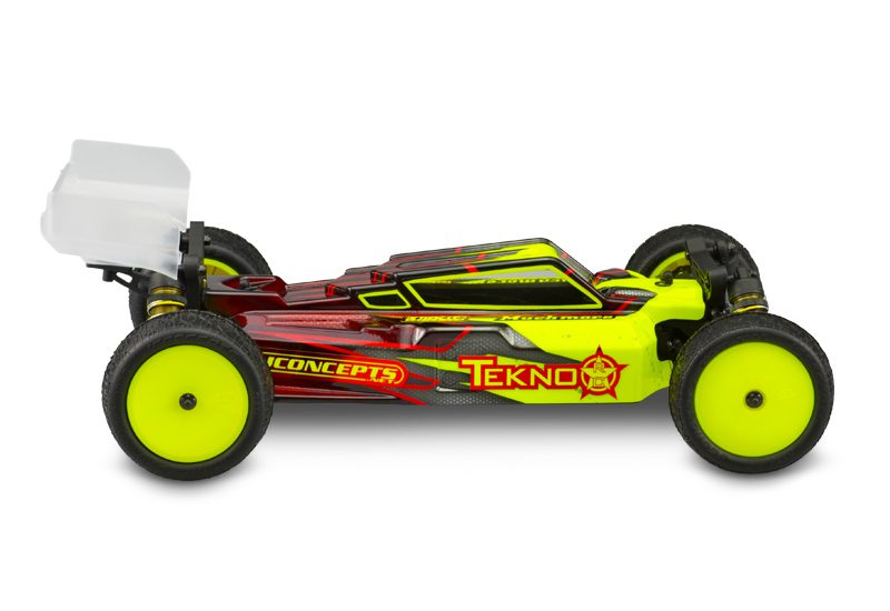 "JConcepts New Release – F2 ""Finnisher 2"" Tekno EB410 Body"