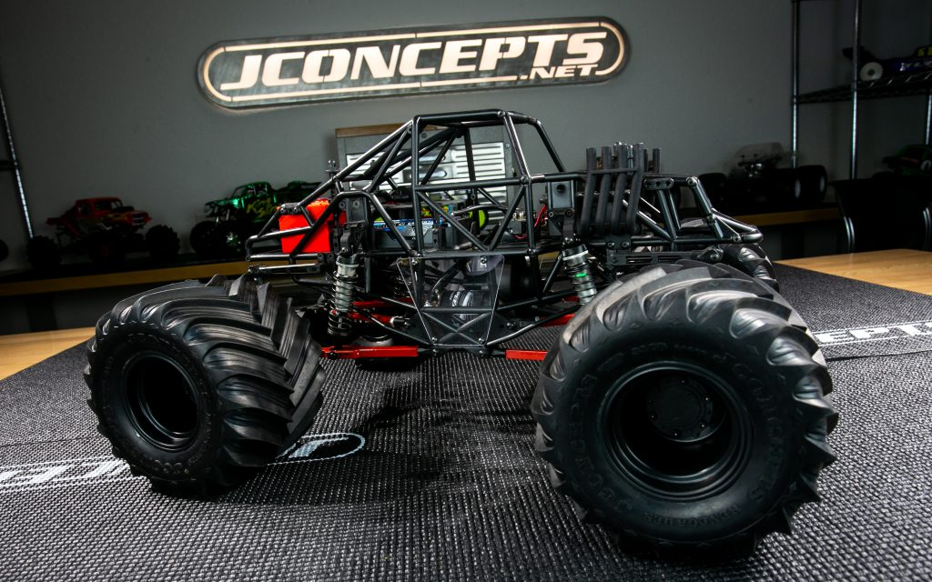 2018 Chevy Silverado >> Inside Look to JConcepts' nWo Sport Mod Monster Truck ...