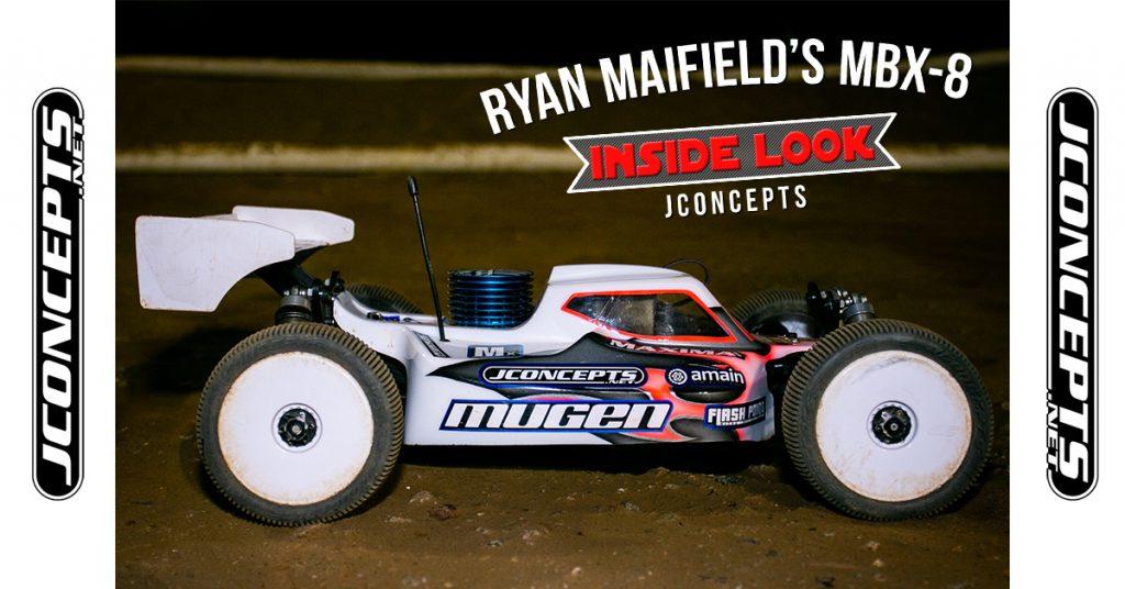 Inside Look – Ryan Maifield's DNC Winning MBX-8 | JConcepts