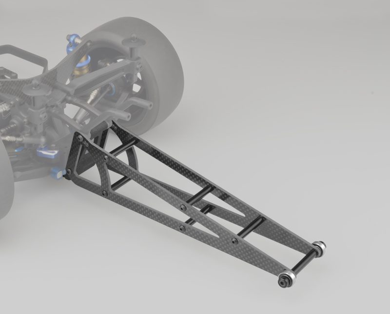 JConcepts New Product – SC6 1 Wheelie Bar Kit And Shock