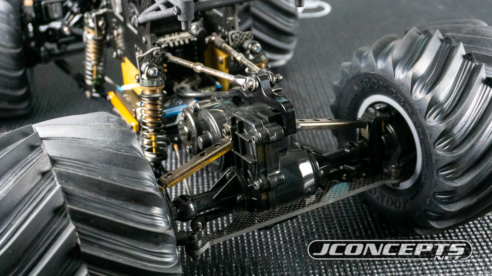 Inside Look to the Bigfoot 21 Inspired MT Build – JConcepts Blog