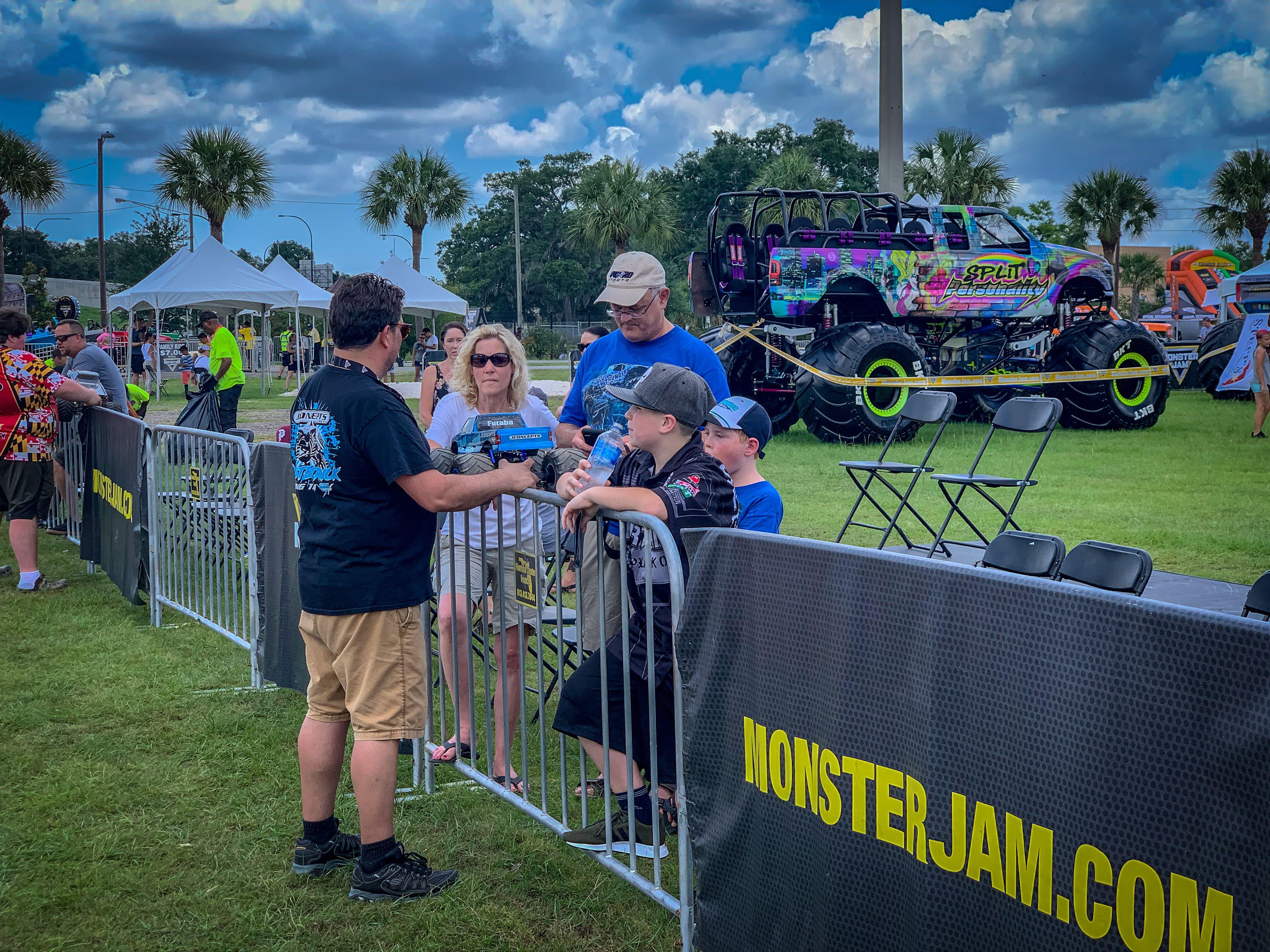 JConcepts at the Monster Jam World Finals XX | JConcepts Racing