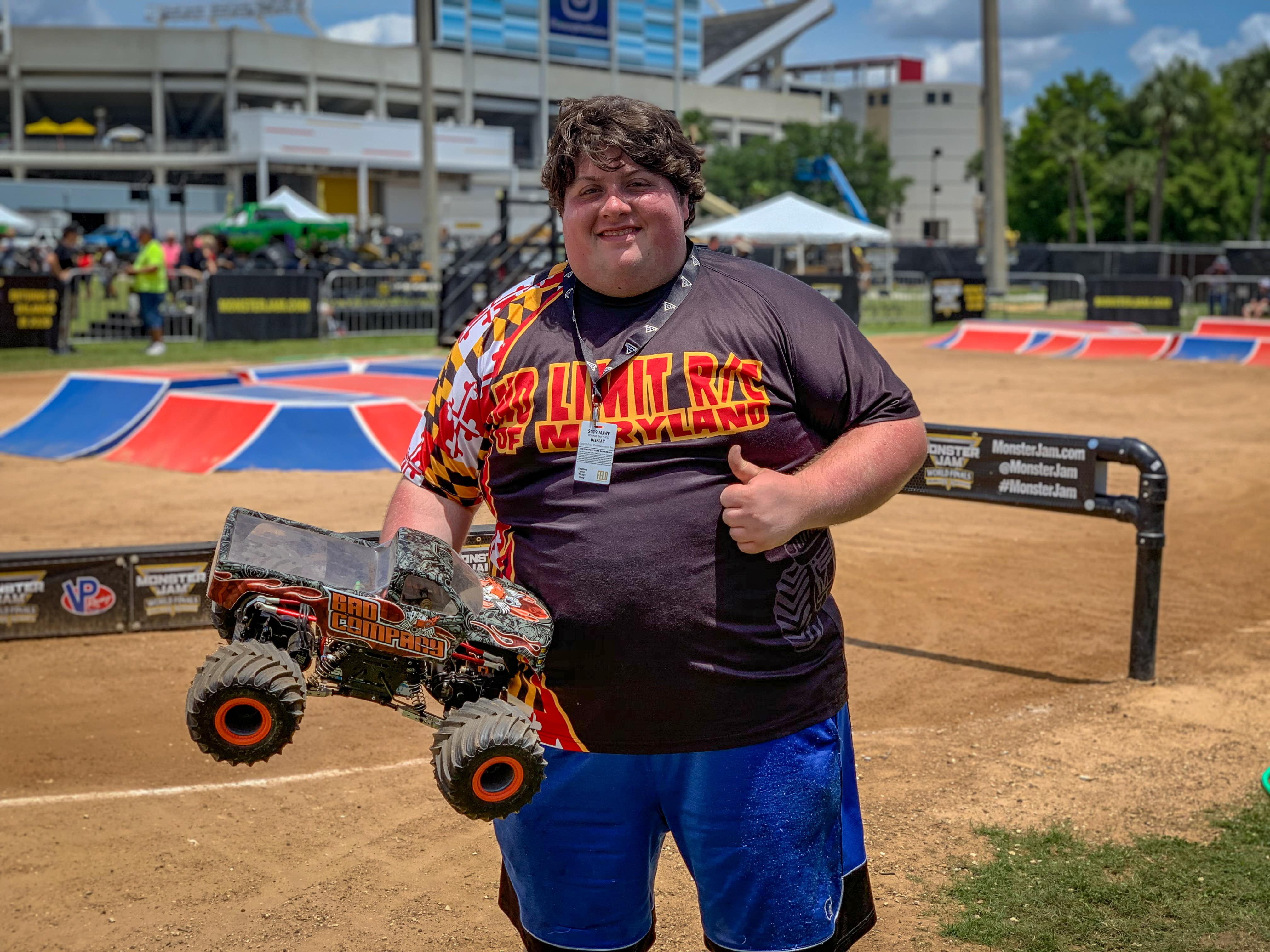 JConcepts at the Monster Jam World Finals XX – JConcepts Blog