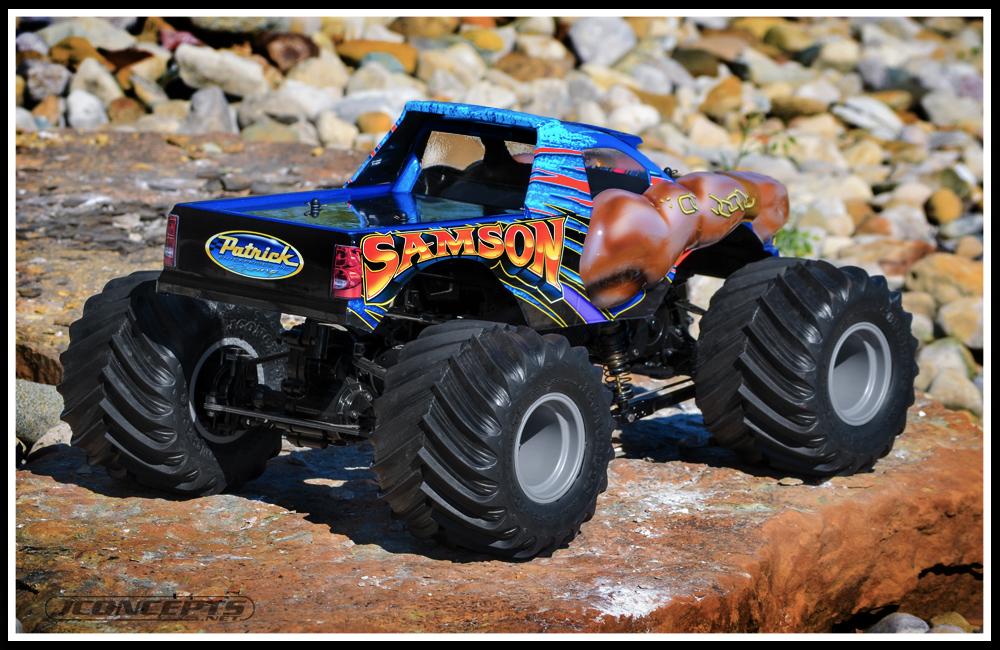 JConcepts New Release – 2005 Chevy 1500 Samson Body ...
